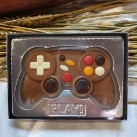 manette console chocolat