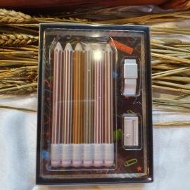 crayons au chocolat