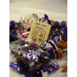 Méli-mélo violette