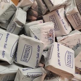 Caramels d'Isigny au beurre salé AOP 200 g