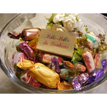 Mélange bonbons