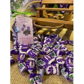 Bonbons à la liqueur de violette
