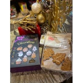 """Kit Biscuits """"Décorations de Noël"""""""