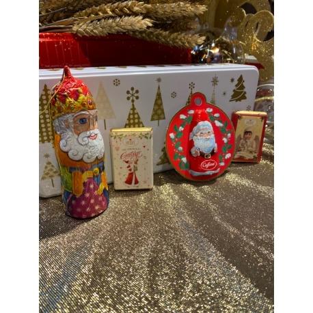 Lot de 4 sujets de Noël