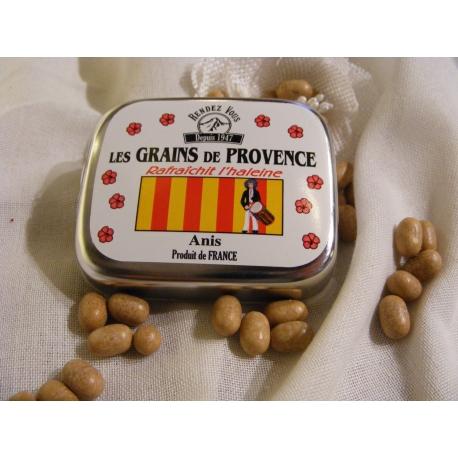 Les graines de Provence