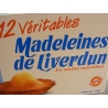 12 véritables Madeleines de Liverdun