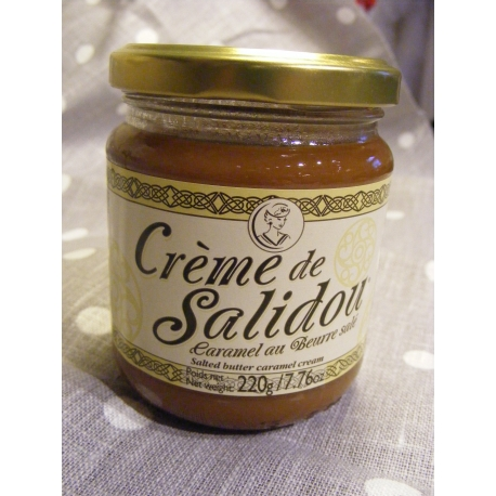 Crème de Salidou