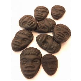 Masques Noirs Gros Modèle