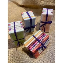 7 tablettes de Chocolat DOLFIN